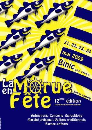 morueenfete 22/05/09   Binic   Fête de la Morue